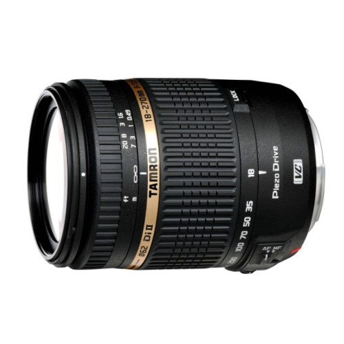 Tamron AF 18-270mm f/3.5-6.3 Di II PZD lens for Sony