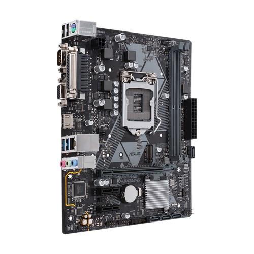 ASUS PRIME H310M-D motherboard LGA 1151 (Socket H4) Intel® H310 micro ATX