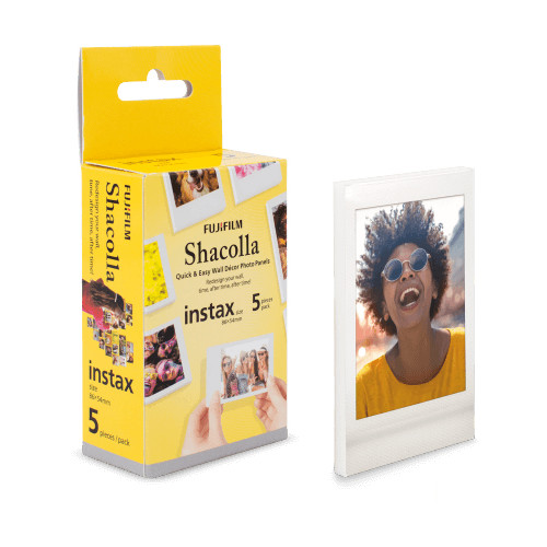 Fujifilm SHACOLLA photo paper White