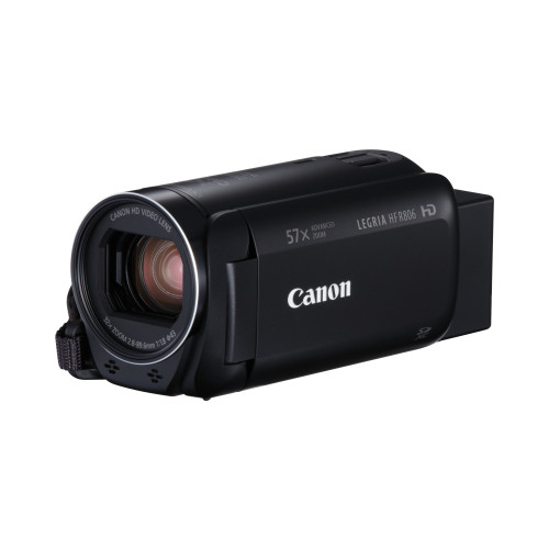 Canon LEGRIA HF R806 3.28 MP CMOS Handheld camcorder Black Full HD