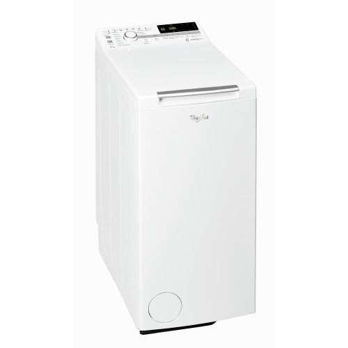 Whirlpool TDLR 70220 washing machine Freestanding Top-load White 7 kg 1200 RPM A+++