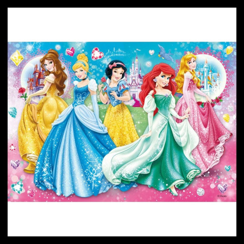 54 Mini Puzzle - Princess