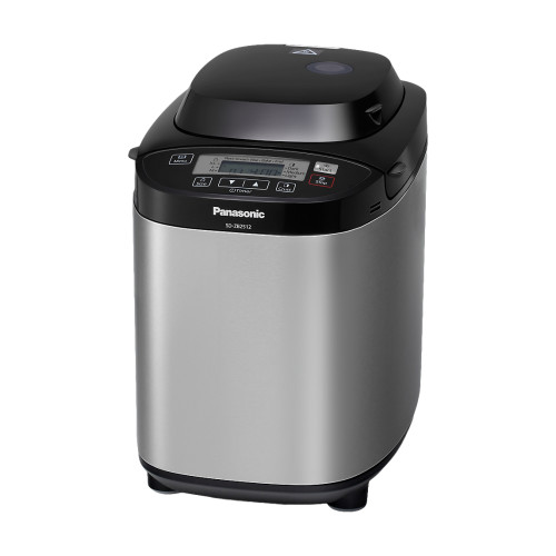 Panasonic SD-ZB2512 bread maker Black,Silver 550 W