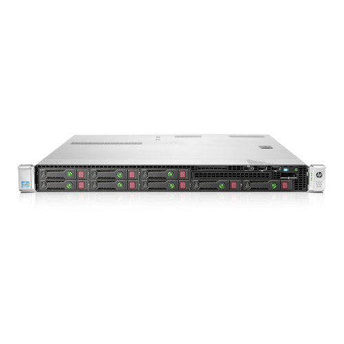 Hewlett Packard Enterprise ProLiant DL360e G8 2xXeon  E5-2450L/ 64GB RAM/ 2 x 600GB SAS HDD 10K/ P420i/ 2x460W/ Rails