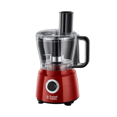 Russell Hobbs 24730-56 food processor 2.5 L Red 600 W