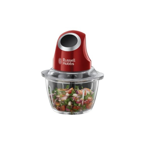 Russell Hobbs 24660-56 0.5L 200W Red electric food chopper