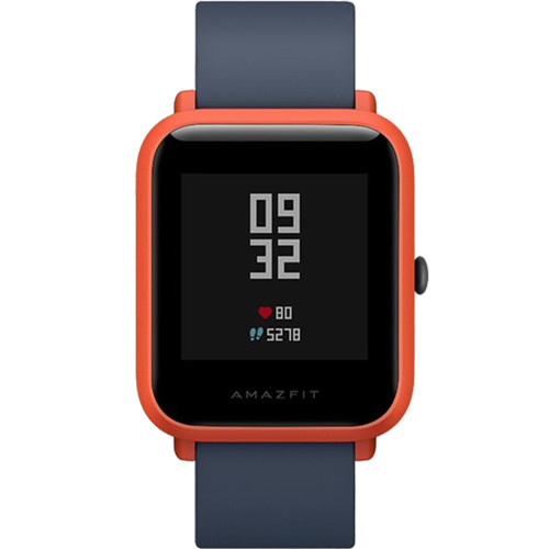 "Xiaomi Amazfit Youth smartwatch Red LED 3.25 cm (1.28"") Cellular GPS (satellite)"