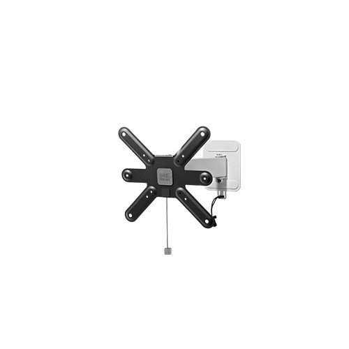 "One For All WM 6241 42"" Black, White flat panel wall mount"