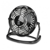 iBox INUV01 household fan Black