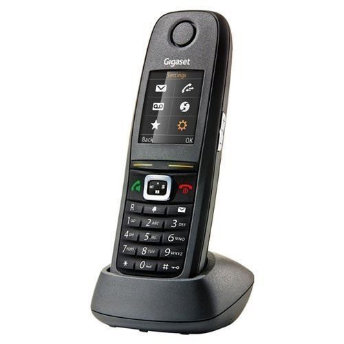 Gigaset R650H Pro DECT telephone Black Caller ID