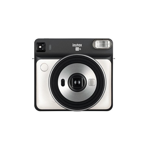 Fujifilm Instax SQ 6 62 x 62mm White instant print camera