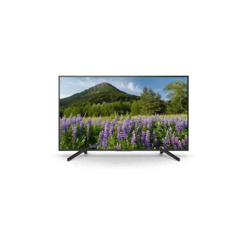 "Sony KD-65XF7005 LED TV 163.8 cm (64.5"") 4K Ultra HD Smart TV Wi-Fi Black"