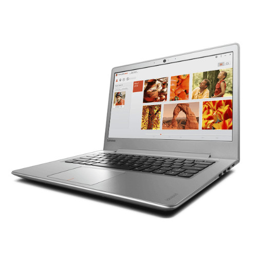 "Lenovo IdeaPad 510s Silver Notebook 35.6 cm (14"") 1920 x 1080 pixels 2.50 GHz 7th gen Intel® Core™ i5 i5-7200U"