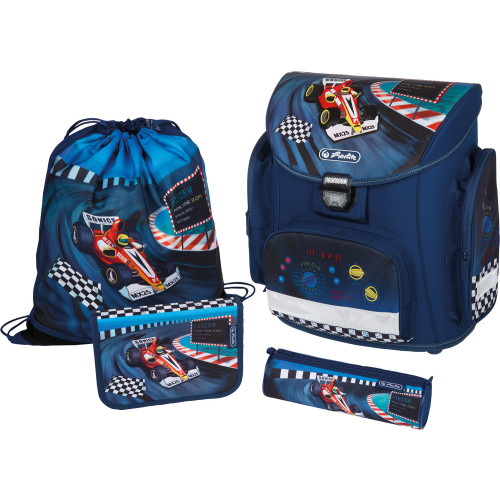 84d2b917f5 Herlitz Champion Blue backpack