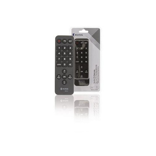 Preprogrammed Remote Control 2 Universal