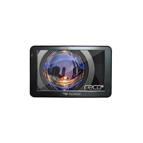 NavRoad RECO2 + Navigator FREE EUROPE (GPS navigation, DVR + microSD 8GB)