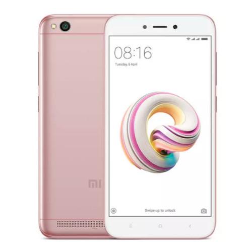 "Xiaomi Redmi 5A 12.7 cm (5"") 2 GB 16 GB Dual SIM 4G Pink gold 3000 mAh"