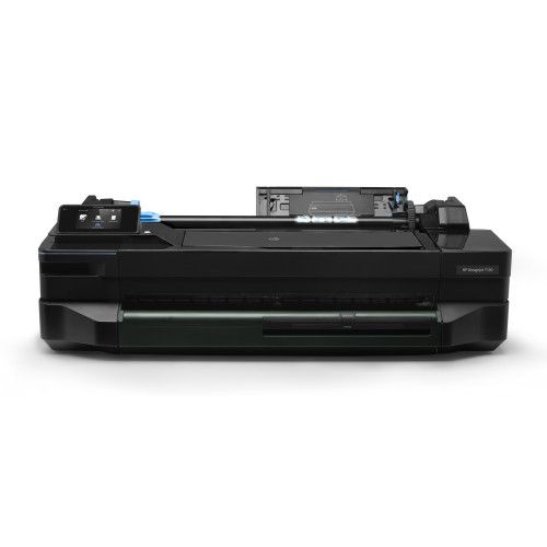 HP Designjet T120 large format printer Colour 1200 x 1200 DPI Thermal inkjet 610 x 1897 mm Wi-Fi