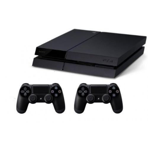 Sony Playstation 4 1TB (PS4) BLACK