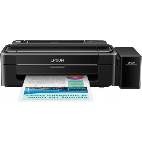 Epson L310 Colour, Inkjet, Printer, A4, Black