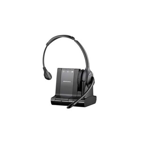 Plantronics SAVI W710-M headset Monaural Head-band Black