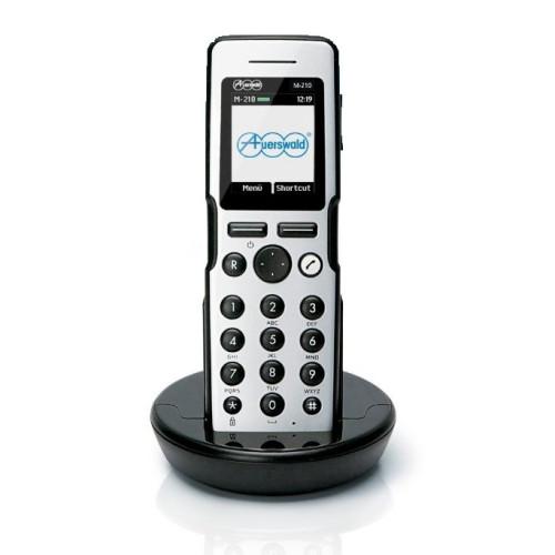 Auerswald COMfortel M-210 DECT telephone Black, Silver