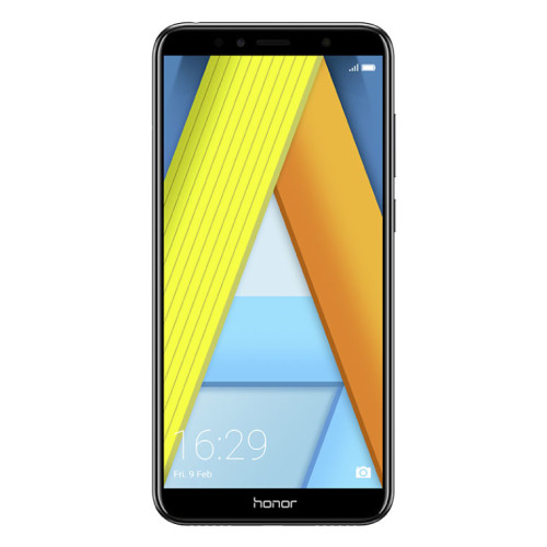 "TIM Honor 7A 14.5 cm (5.7"") 2 GB 16 GB Dual SIM 4G Black 3000 mAh"