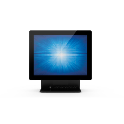 "Elo Touch Solution 15E3 POS terminal 38.1 cm (15"") 1024 x 768 pixels Touchscreen 2 GHz J1900 All-in-One Black"