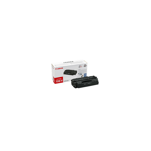 Canon Cartridge 708H 6000 pages Black
