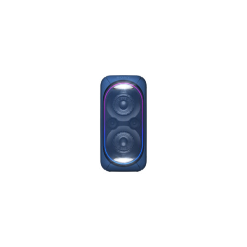 Sony GTK-XB60 Home audio tower system Blue