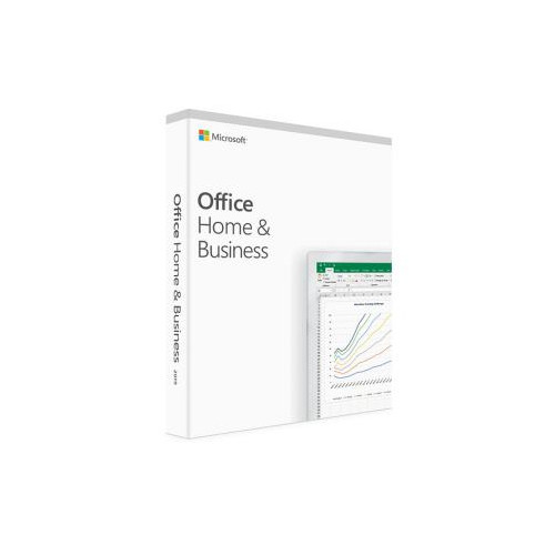 Microsoft Office 2019 Home & Business Full 1 license(s) English (T5D-03216)