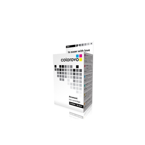 Ink cartridge COLOROVO 5-BK | Black | 29 ml | Without chip | Canon PGI-5BK