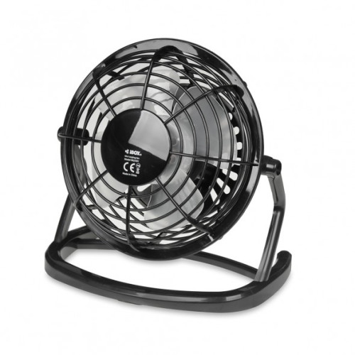 iBox INUV01 household fan Household blade fan Black