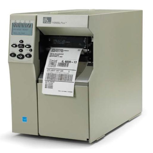 Zebra 105SLPlus label printer Direct thermal / Thermal transfer 203 x 203 DPI