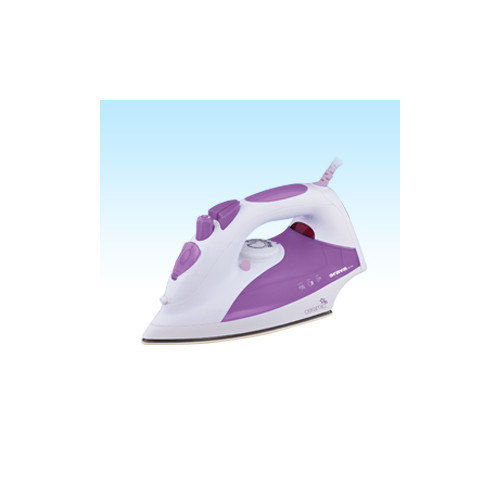 Orava ZE-108 V iron Dry & Steam iron Ceramic soleplate Violet, White 2000 W