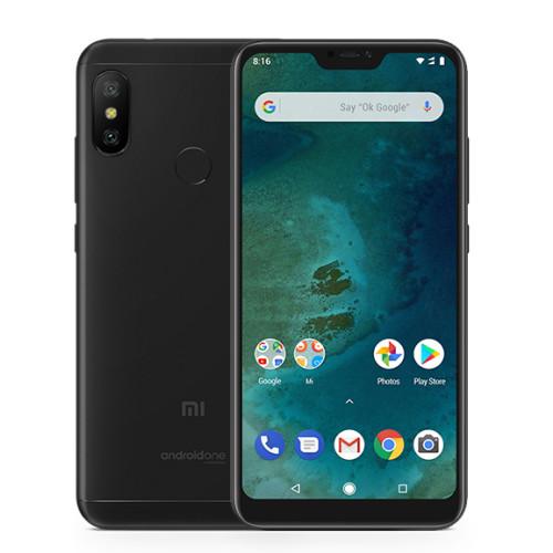"Xiaomi Mi A2 Lite 14.8 cm (5.84"") 4 GB 64 GB Dual SIM 4G Black 4000 mAh"