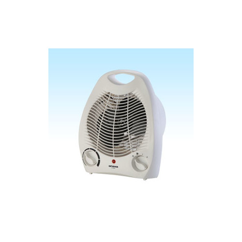 Orava VL-200 A electric space heater Fan space heater Indoor White 2000 W