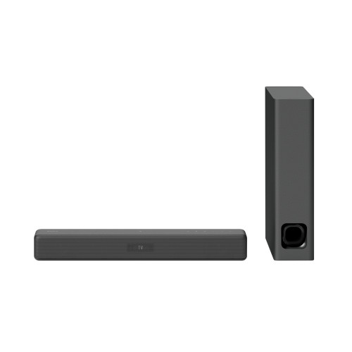 Sony HTMT500 soundbar speaker 2.1 channels Black Wired & Wireless