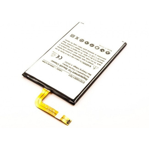 MicroBattery MBXBL-BA0001 rechargeable battery Lithium Polymer (LiPo) 2500 mAh 3.8 V