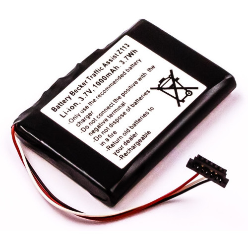 MicroBattery MBGPS0050 mobile phone spare part Bat