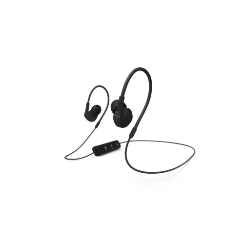 Hama Run BT mobile headset Binaural In-ear Black Wireless