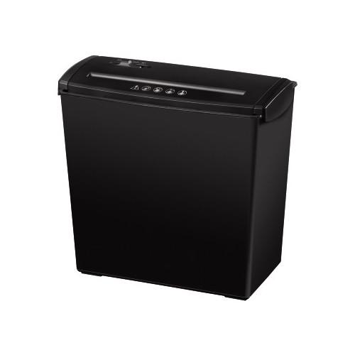 Hama SC 510L paper shredder Strip shredding 22.8 cm 70 dB Black